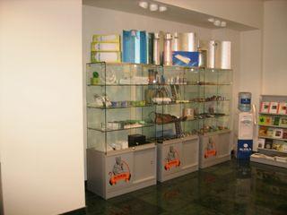 Proyecto y Ejecución de local para Tienda Grow Shop ESTUDIO FRANCIA INTERIORISMO Oficinas y tiendas de estilo minimalista