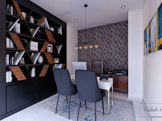 Citlali Villarreal Interiorismo & Diseño Modern study/office