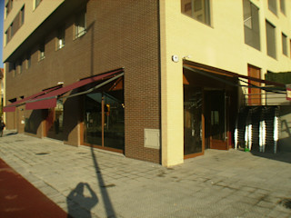 Proyecto y Ejecución Locales Hosteleria y Restauración ESTUDIO FRANCIA INTERIORISMO Bares y clubs de estilo rústico