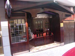 Reforma de Cafetería ESTUDIO FRANCIA INTERIORISMO Bares y clubs de estilo ecléctico