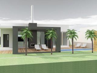 MEF Architect Villas Concrete Black