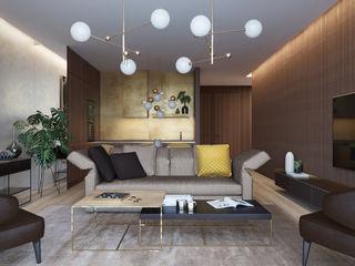 Оксана Мухина Living room