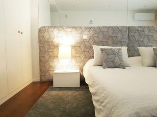 MIA arquitetos Small bedroom