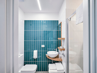 Daniele Menichini Architetti Hotels Ceramic Turquoise