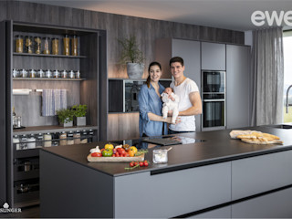 Award winning ewe kitchen Intuo Modern style kitchen