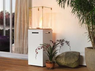 Außenkamine für Garten und Terrasse SPA Deluxe GmbH - Whirlpools in Senden Moderner Garten