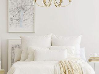 Bedroom lighting ideas at Luxury Chandelier Luxury Chandelier LTD SchlafzimmerBeleuchtung Kupfer/Bronze/Messing Weiß