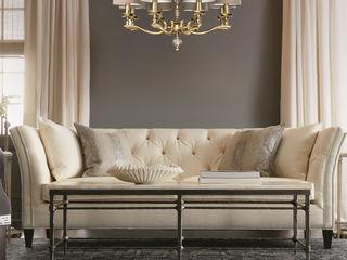 TIVOLI collection of brass lighting Luxury Chandelier LTD Moderne Wohnzimmer Kupfer/Bronze/Messing Bernstein/Gold