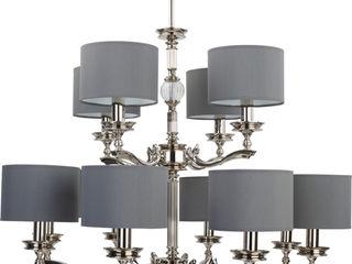 TIVOLI collection of brass lighting Luxury Chandelier LTD Flur, Diele & TreppenhausBeleuchtungen Kupfer/Bronze/Messing Metallic/Silber