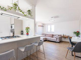 Arredo Casa a San Sebastiano al Vesuvio Meka Arredamenti CucinaPiani di lavoro Quarzo Bianco