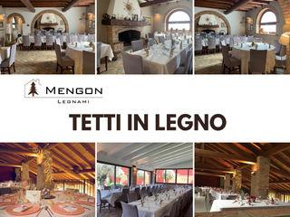 Tetto in Legno MENGON LEGNAMI SRL Tetto