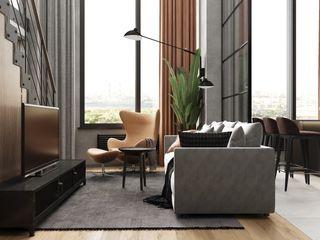 GM-interior Salon industriel
