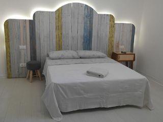 Architetto Alessandro spano غرفة نوم