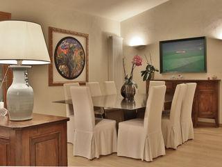 Architetto Alessandro spano غرفة السفرة