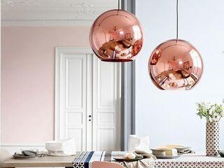 Skapetze Lichtmacher Dining roomLighting Metal Metallic/Silver