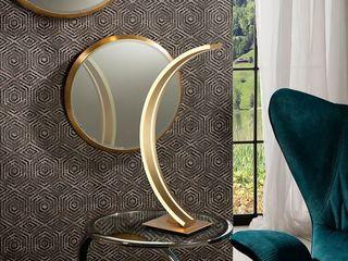 Intense mobiliário e interiores Ingresso, Corridoio & ScaleIlluminazione