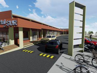 Centro Comercial Stripcenter Portal del Sur Nave + Arquitectura & Modelación Paramétrica Casas estilo moderno: ideas, arquitectura e imágenes