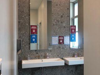 C.M.E. srl Moderne Badezimmer