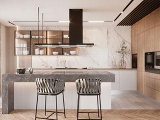 Nortberg 現代廚房設計點子、靈感&圖片