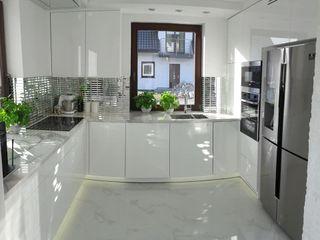 Nortberg 置入式廚房 White