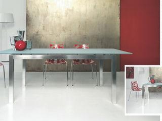 Tavoli Allungabili Atim Spa Sala da pranzoTavoli Alluminio / Zinco