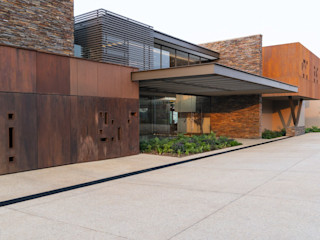 Mooikloof Heights Nico Van Der Meulen Architects Будинки