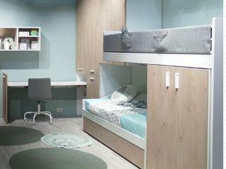 Home Office Atim Spa Stanza dei bambiniScrivanie & Sedie Alluminio / Zinco