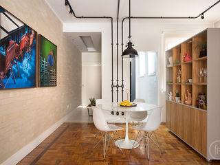 Apartamento Glória fpr Studio Sala de jantarAcessórios e decoração Bege