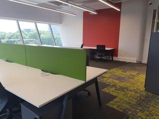 interior design workroom. Office buildings