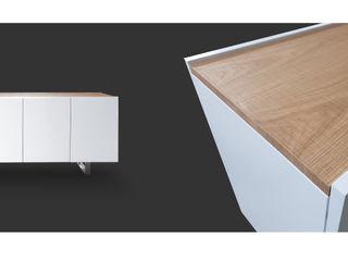 Móveis à medida! Casactiva Interiores Salas de jantar modernas