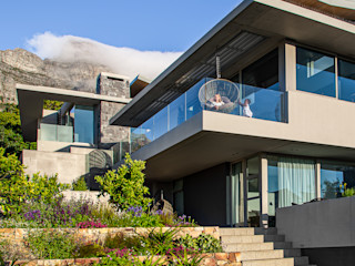 GSQUARED architects Modern houses