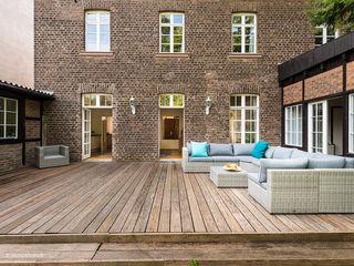 Immotionelles Balcones y terrazas clásicos
