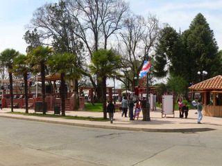 Plaza de Armas de San Clemente Nave + Arquitectura & Modelación Paramétrica
