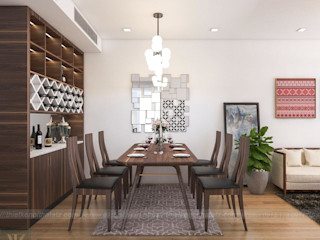 Công ty nội thất ATZ LUXURY Dining roomAccessories & decoration Natural Fibre