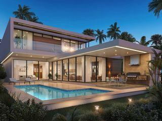 Modern Villa with Pool, Abingdon, Oxfordshire Abodde Luxury Homes 모던스타일 주택