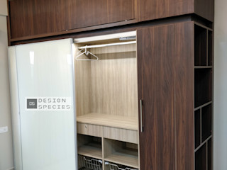 DESIGN SPECIES BedroomWardrobes & closets MDF Brown
