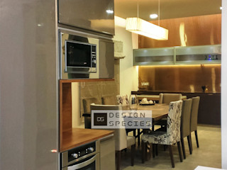 DESIGN SPECIES KitchenCabinets & shelves Beige