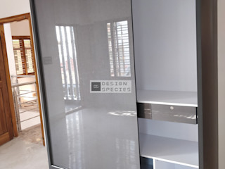 DESIGN SPECIES BedroomWardrobes & closets MDF Grey