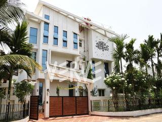 A Villa in Bangalore VERVE GROUP Villas Bricks White
