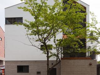 위드하임 Withheim 現代房屋設計點子、靈感 & 圖片 White
