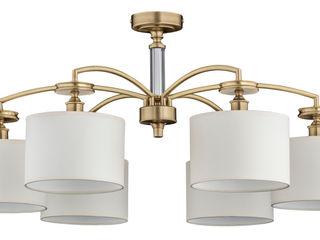 Bespoke Lighting Solutions for low ceiling Luxury Chandelier LTD Moderne Badezimmer Kupfer/Bronze/Messing Bernstein/Gold