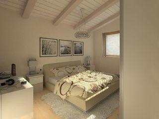 ROMAZZINO C.S. SERVICE SRL غرفة نوم