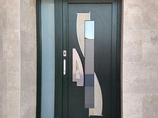 Indupanel Windows & doors Doors Green