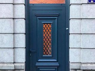 Indupanel Windows & doors Doors Blue