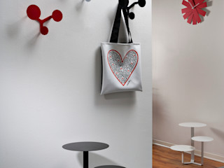 Creativando Srl - vendita on line oggetti design e complementi d'arredo Nowoczesny korytarz, przedpokój i schody
