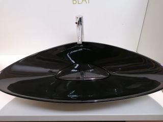 eto' Salle de bain moderne Céramique Noir