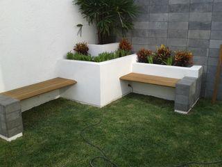 Deck y mantenimiento Onice Pisos y Decoracion Casitas de jardín Piedra Transparente