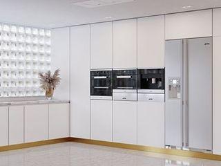 Moradia em Francelos Alpha Details Cozinhas modernas