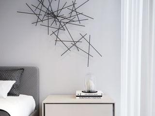ITALIANELEMENTS BedroomBedside tables MDF White
