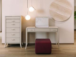 ITALIANELEMENTS BedroomDressing tables Engineered Wood White